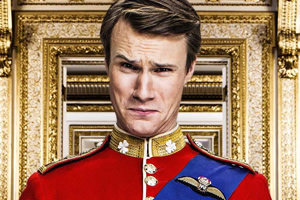 The Windsors. Wills (Hugh Skinner). Copyright: Noho Film and TV.