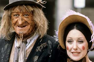 Win Worzel Gummidge DVD