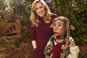 Yonderland. Debbie Maddox (Martha Howe-Douglas). Copyright: Working Title Films.