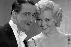 You Made Me Love You. Image shows from L to R: Tom Daly (Stanley Lupino), Pamela Berne (Thelma Todd).