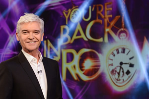 You're Back In The Room. Phillip Schofield. Copyright: Tuesday's Child.