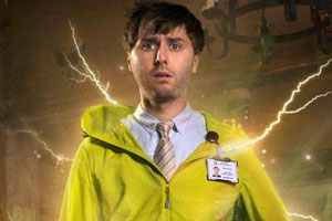 Zapped. Brian Weaver (James Buckley). Copyright: Black Dog Television / Baby Cow Productions.