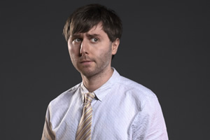 Zapped. Brian (James Buckley).