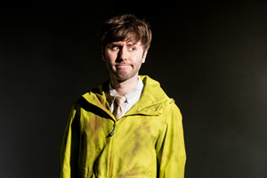 Zapped. Brian Weaver (James Buckley).