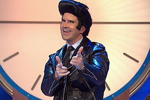 8 Out Of 10 Cats Does Countdown. Jimmy Carr. Copyright: Zeppotron.