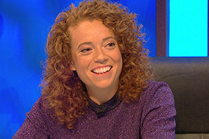 8 Out Of 10 Cats Does Countdown. Michelle Wolf.