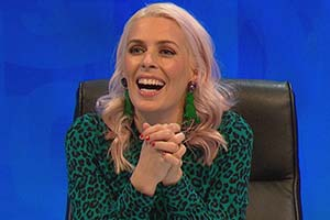 8 Out Of 10 Cats Does Countdown. Sara Pascoe.