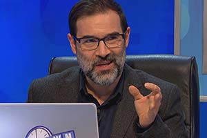 8 Out Of 10 Cats Does Countdown. Adam Buxton.