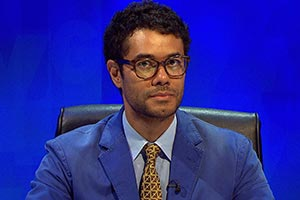 Richard Ayoade panel show
