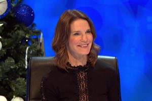 8 Out Of 10 Cats Does Countdown. Susie Dent.