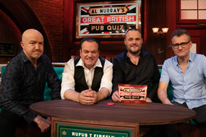 Al Murray's Great British Pub Quiz - Andy Parsons sums up Brexit