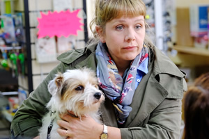 Bad Move. Nicky (Kerry Godliman). Copyright: Open Mike Productions.