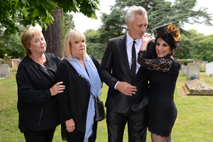 Birds Of A Feather Series 12 Episode Guide British Comedy Guide