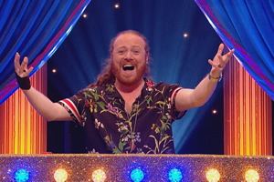 Celebrity Juice. Leigh Francis.