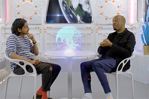 Comedians Solve World Problems - Ahir Shah & Dane Baptiste On Screen Addiction