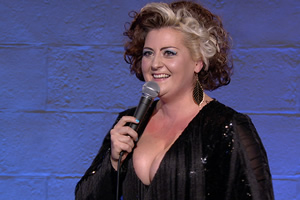 Comedy Central Live. Kiri Pritchard-McLean.