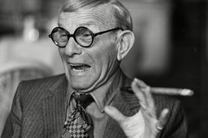 Comedy Legends. George Burns. Copyright: Shutterstock.