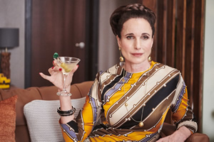 Cuckoo. Ivy (Andie MacDowell). Copyright: Roughcut Television.