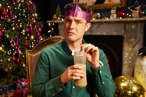 Dave's Advent Calendar. Ed Gamble.