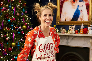 Dave's Advent Calendar. Sally Phillips.