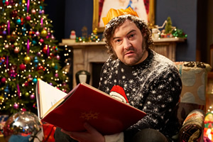Dave's Advent Calendar. Nick Helm.