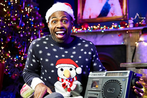 Dave's Advent Calendar. Darren Harriott.