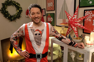 Dave's Advent Calendar. Jon Richardson.