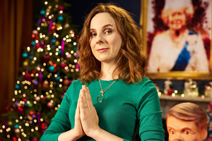 Dave's Advent Calendar. Cariad Lloyd.