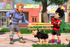 Dennis & Gnasher Unleashed!. Copyright: Beano Studios.