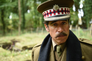 Drunk History. Lieutenant Sir Edward Hulse (Stephen Mangan). Copyright: Tiger Aspect Productions.
