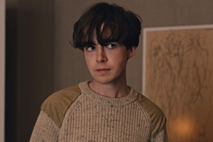 The End Of The F***ing World. James (Alex Lawther).