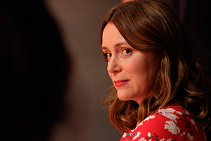 Finding Alice. Alice (Keeley Hawes).