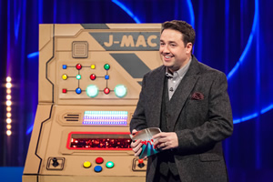 First & Last. Jason Manford. Copyright: Zeppotron.