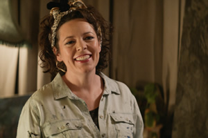 Fleabag. Godmother (Olivia Colman). Copyright: Two Brothers Pictures.