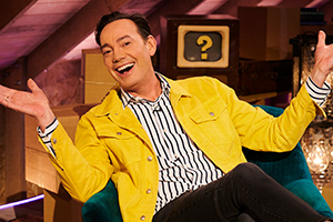 Guessable?. Craig Revel Horwood. Copyright: Tuesday's Child.