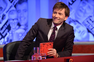 Have I Got News For You. David Tennant.