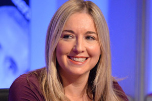 Have I Got News For You. Victoria Coren Mitchell.