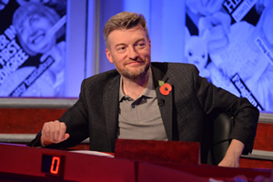 Have I Got News For You. Charlie Brooker.