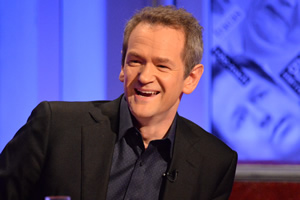 Have I Got News For You. Alexander Armstrong.