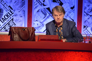 Have I Got News For You. Paul Merton. Copyright: Hat Trick Productions.