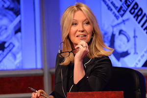 Have I Got News For You. Kirsty Young.