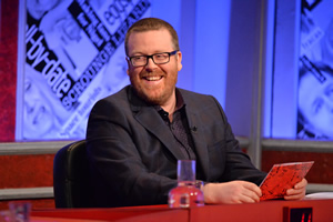 Have I Got News For You. Frankie Boyle.