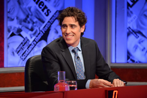 Have I Got News For You. Stephen Mangan.