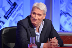 Have I Got News For You. Jeremy Paxman.