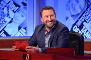 Have I Got News For You. Lee Mack. Copyright: Hat Trick Productions / BBC.