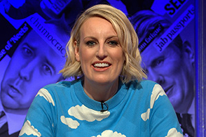 Have I Got News For You. Steph McGovern.