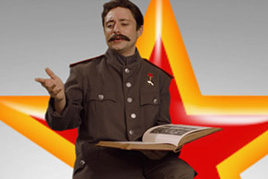 Horrible Histories. Ryan Sampson. Copyright: Lion Television.