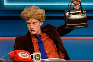 Hypothetical. James Acaster. Copyright: Hat Trick Productions.