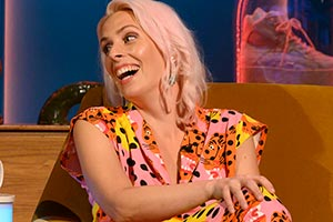 Hypothetical. Sara Pascoe. Copyright: Hat Trick Productions.