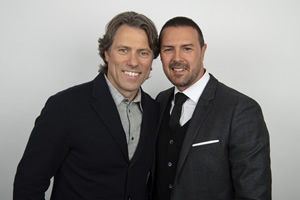 John Bishop In Conversation With... - Paddy McGuinness on autism